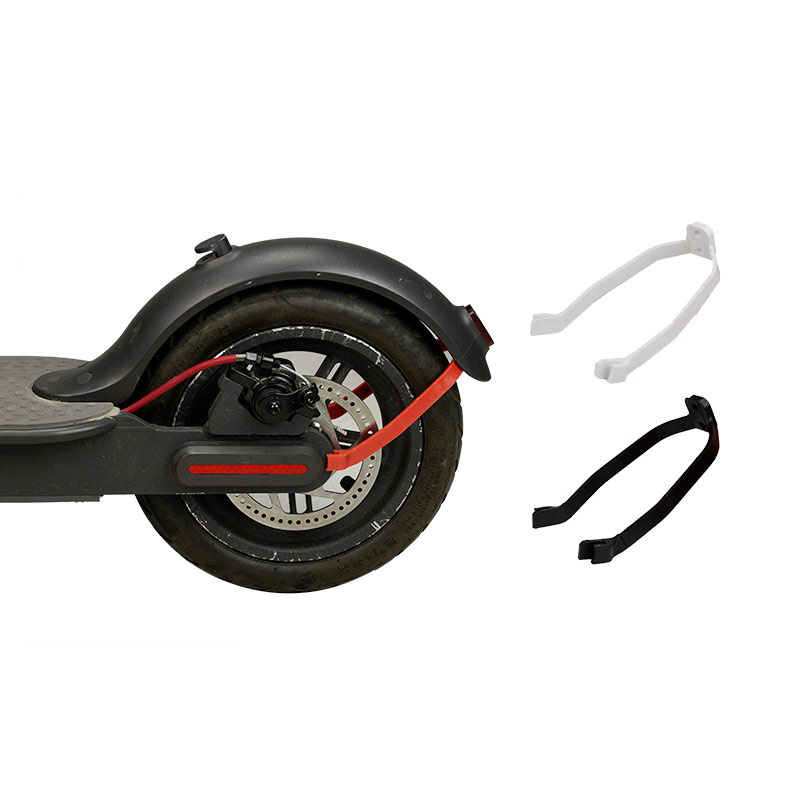 for Xiaomi Scooter Fender Fixing Parts Electric Scooter Fender Tile Shock Absorber Mudguard Anti-Break for M365 Accessories