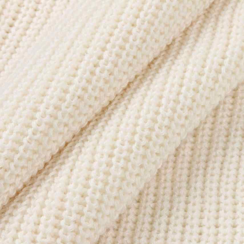 ... Womens Casual Long Sleeve V Neck Jumper Sweaters Solid white Wool Pullovers  Winter sweater coat AU0815 6c5dd4b47c2f