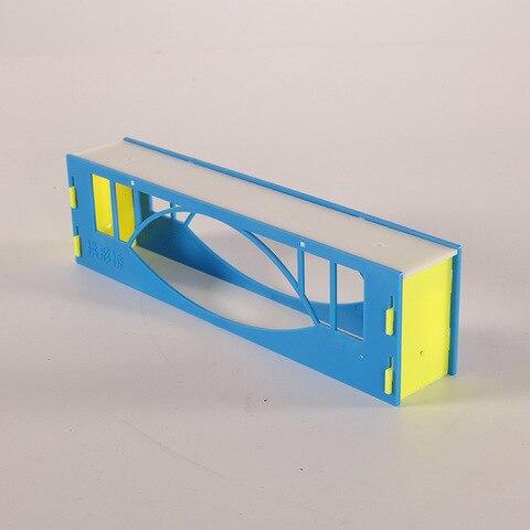6 pcsset modelo construcao de pontes