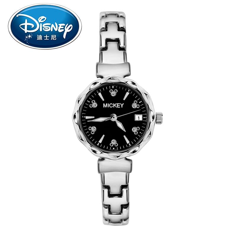 Disney Kids Watch Children Watch Casual Fashion Cute Quartz Wristwatches women watch  Clock hoska h802s children quartz watch
