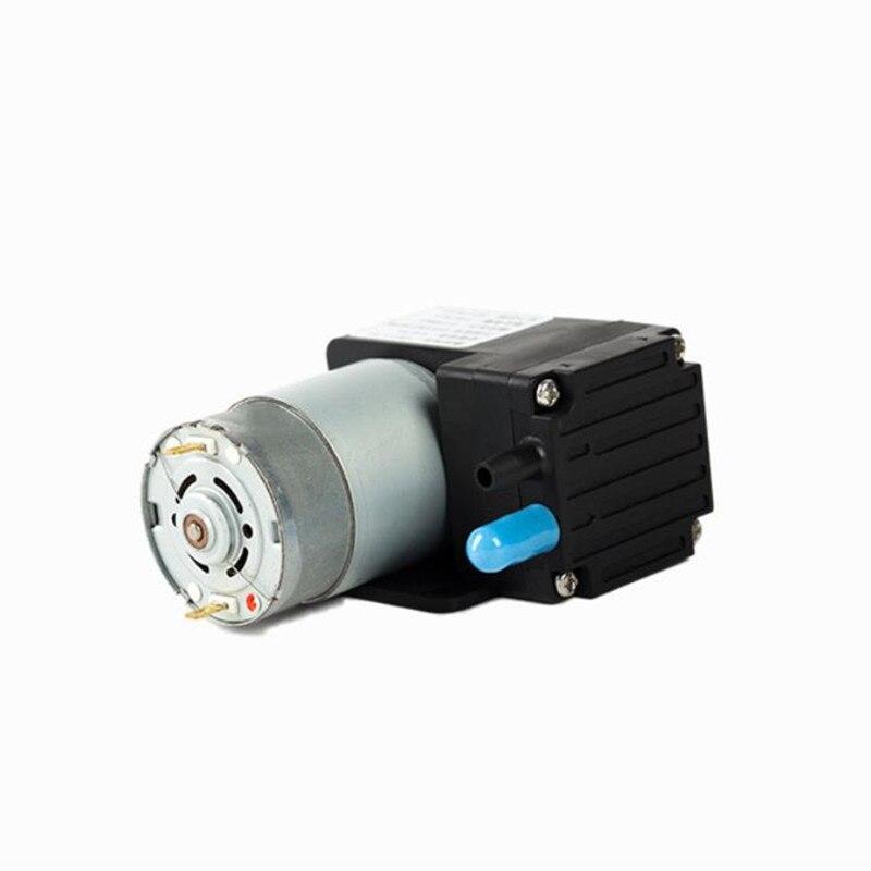 12V 24V DC motor washing machine vacuum pump pumping capacity 8L/min