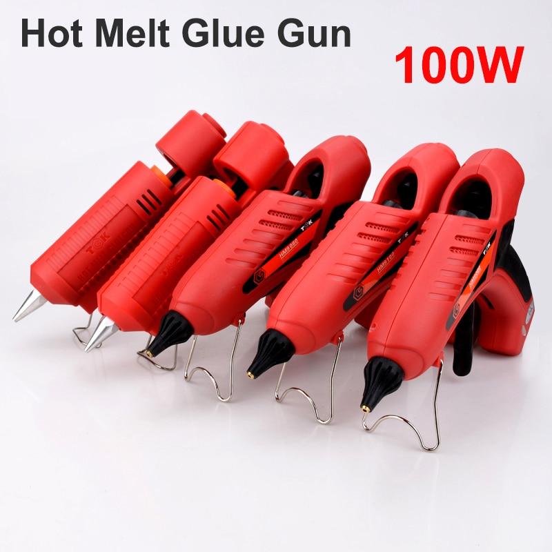 Hot melt Glue Gun NEW Function 5 min Auto Sleep Hot melt Glue Gun professional Glue Grafting Tools Heat Gun Fit 11mm Sticks 1 piece lot 60w 220 degree glue gun hot melt glue gun fit 11mm glue sticks hm9060