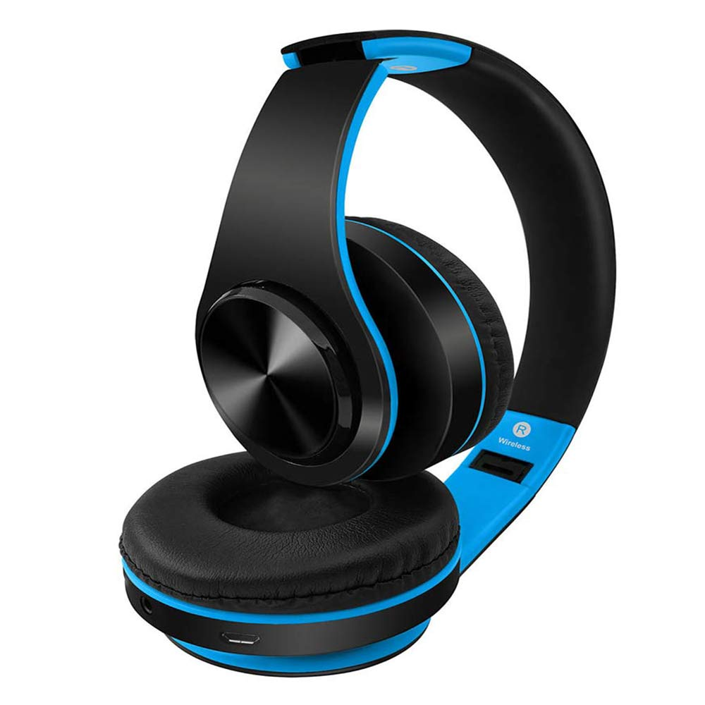 High quality Bluetooth Headphone Portable Bluetooth Headset casque bluetooth sans fil sport Earphone with mic for Phone PC TV