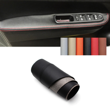 Microfiber Leather Car Door Armrest Panel Protective Cover For Peugeot 307 2004 2005 2006 2007 2008 2009 2010 2011 2012 2013 dashmats car styling accessories dashboard cover for toyota harrier 2003 2004 2005 2006 2007 2009 2008 2010 2011 2012 2013 rhd