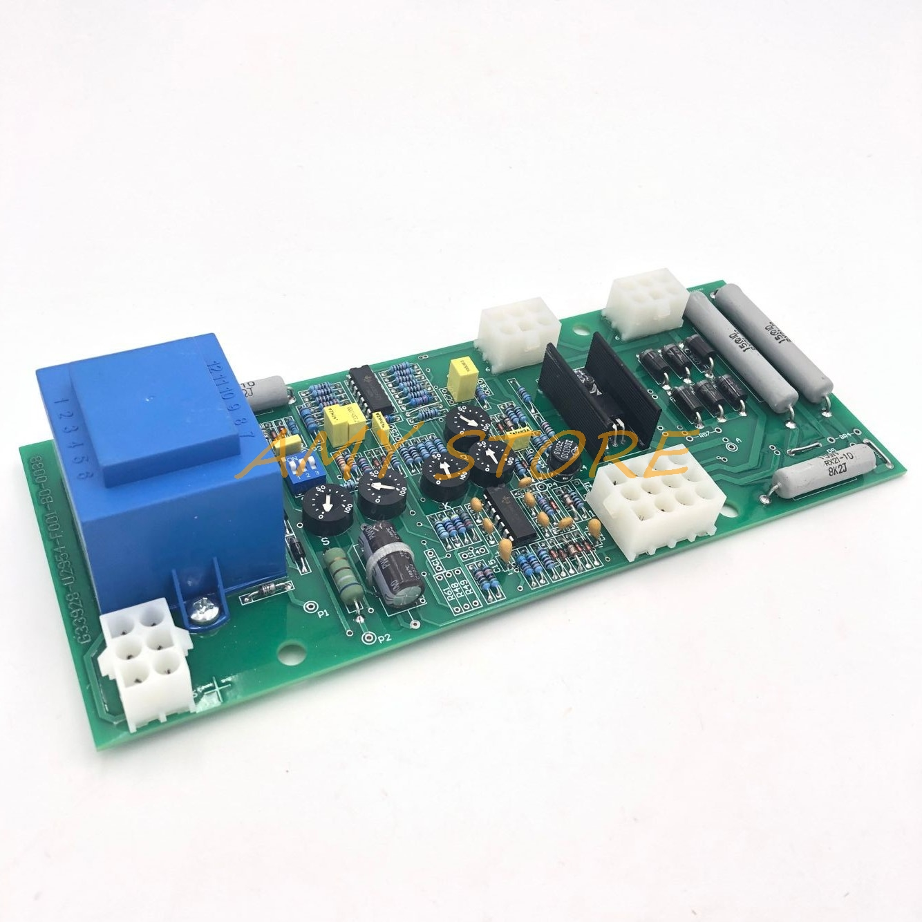 Electric Generator Automatic Voltage Regulator AVR Controller 6GA2 491-1A Card For SiemensElectric Generator Automatic Voltage Regulator AVR Controller 6GA2 491-1A Card For Siemens