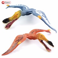 Wiben Jurassic Anhanguera Pterosauria Dinosaur Action & Toy Figures Animal Model High Quality Collection Birthday Gift