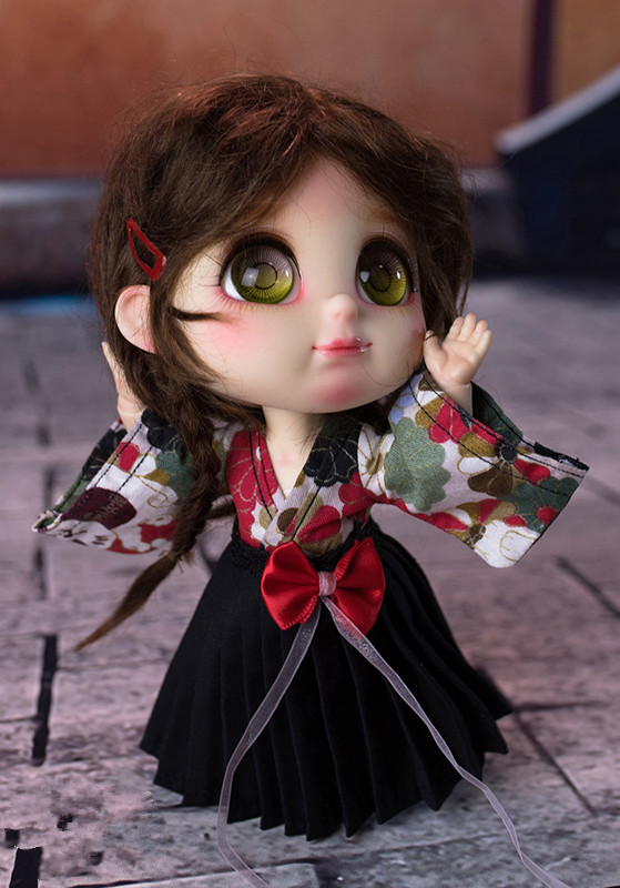 2019bjd doll 1 8 Small purse doll