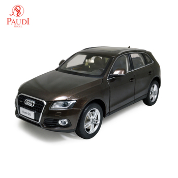 1/18 1:18 1 18 Scale Audi Q5 2014 SUV Brown Static Simulation Diecast Alloy Model Car Gifts Collections image