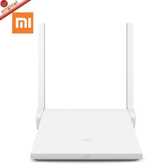 Xiaomi Мини маршрутизатор 2.4 ГГц/5 ГГц Dual Band Max 1167 Мбит/с Поддержка Wi-Fi 802.11ac Беспроводной USB смартфон приложение Xiaomi Wi-Fi роутера мин