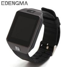 EDENGMA smart watch dz09 Bluetooth Smartwatch dz09 Wearable Devices Android Phone Call SIM TF men watch women bracelet watch