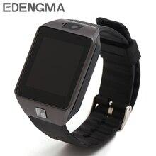 Smart watch dz09 Bluetooth Smartwatch Носимых устройств Android Телефонный звонок SIM TF мужчины часы женские наручные часы