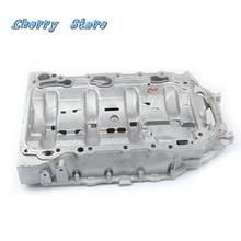 06J 103 603 T Алюминиевый картер двигателя верхний масляный поддон для VW Golf Jetta Passat Audi A3 Q3 TT Skoda Seat 1.8L BZB 2,0 T CCTA