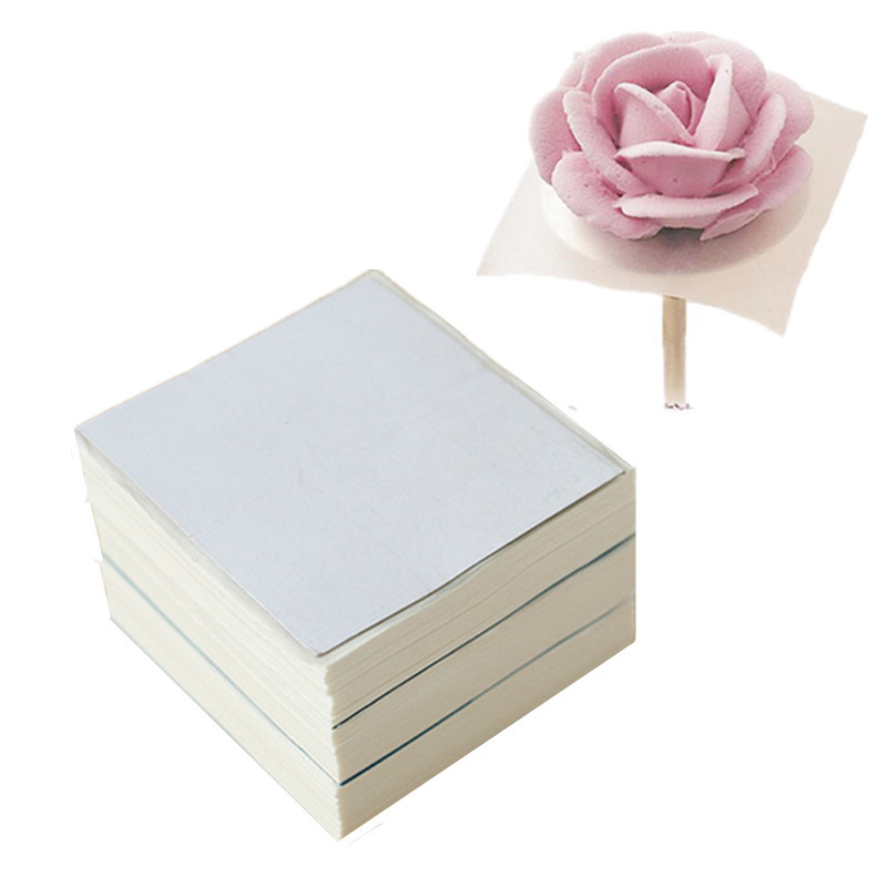 Cream Cake Icing Piping Flower Decorating Paper Wedding Pastry Tool Kitchen Baking Disposable Accessories