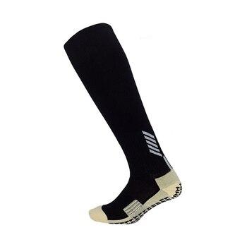 Calcetines CHCYCLE antideslizantes para Motocross, calcetines para montar en moto Carrera, transpirables, absorbentes para el sudor, calcetines de bicicleta para hombres, medianos