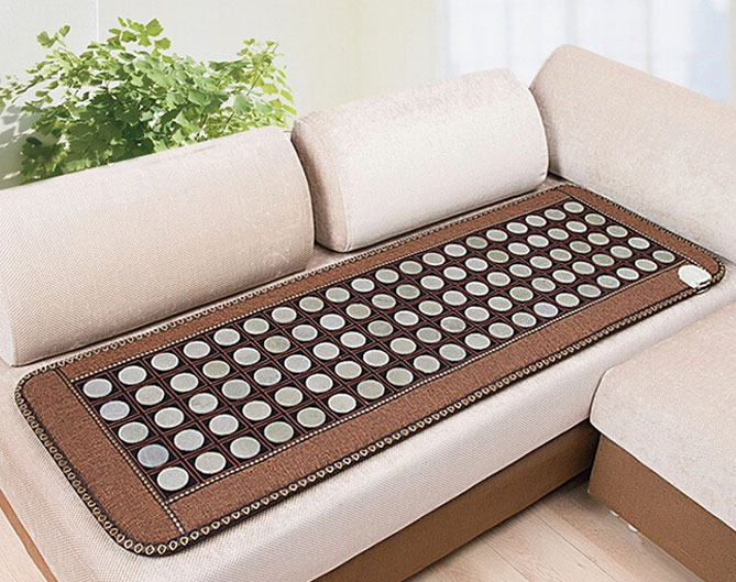 High Performance Far-infrared Heating Mattress Healthy Heating Stone Popular in Korea For Sale Free Shipping 2016