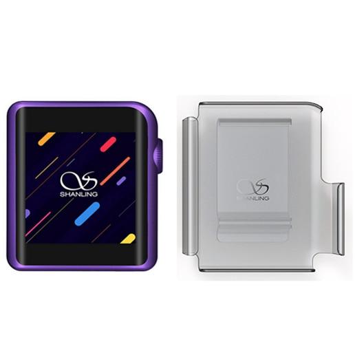 SHANLING M0 32bit /384kHz Bluetooth AptX LDAC DSD MP3 FALC Portable Music Player Hi Res Audio-in HiFi Players from Consumer Electronics    1