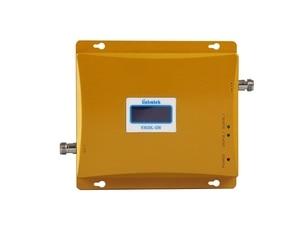 Image 2 - Dual Band 2G GSM 900 3g Cellular Signal Amplifier จอแสดงผล LCD 900 + 2100 (วง 1) โทรศัพท์มือถือ Booster Repeater 3g S58