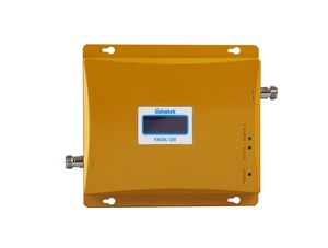 Image 2 - Dual Band 2G GSM 900 3g Cellular Signal Amplifier LCD Display 900 + 2100 (Band 1) Mobile Phone Cellphone Booster 3g Repeater S58