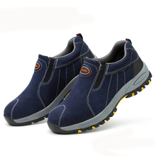 Fashion Steel Toe Safety Work Shoes for Men