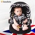 Zazababy новорожденный ребенок безопасности автокресло корзину стиле ребенок детское автокресло безопасности ребенка корзина авто сиденье стула ребенка защищает сиденье