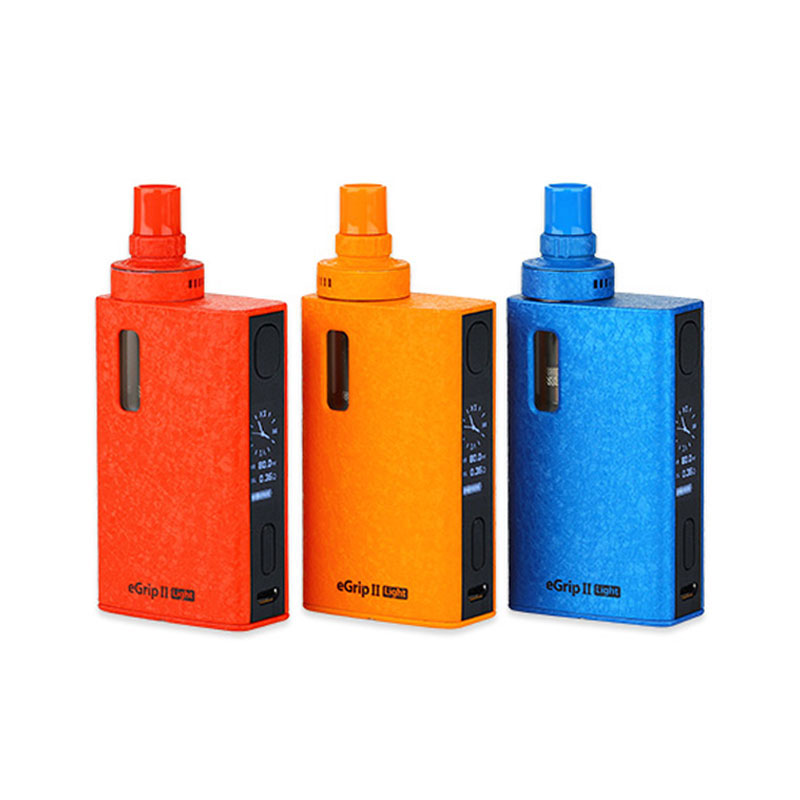ФОТО Original 80W Joyetech eGrip II Light VT Kit 2100mAh Battery Vape Vaporizer w/3.5ml E-juice Capacity New eGrip 2 VT Kit NotchCoil