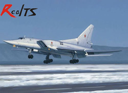 RealTS Trumpeter Model 01656 1/72 Tu-22M3 Backfire C plastic model kit