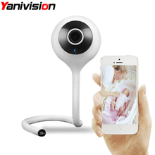 Baby Monitor Wifi IP Camera Mini Nanny Care 720P Wireless Smart Camera Cry Baby Cloud Storage Music Alarm Night Vision