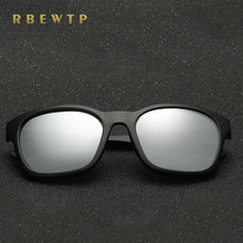 dc9f282dc2f RBEWTP Aviation Men s Sunglasses Polarized Driving Retro Vintage Sun Glasses  oculos Male Eyewear Accessories For Men