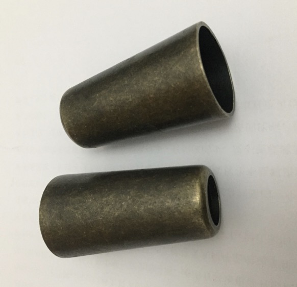 H:62MM. Inner diameter:31mm Bronze round foot sleeve Sofa chair furniture alloy foot sleeve conical foot H:62MM. Inner diameter:31mm Bronze round foot sleeve Sofa chair furniture alloy foot sleeve conical foot