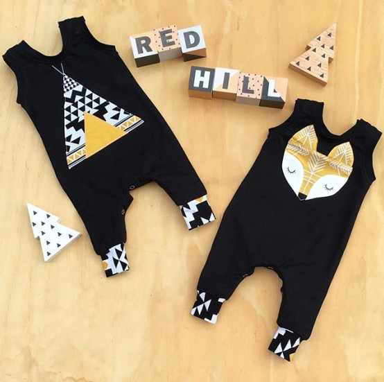 434589673dcf Detail Feedback Questions about Baby Rompers Children Summer ...