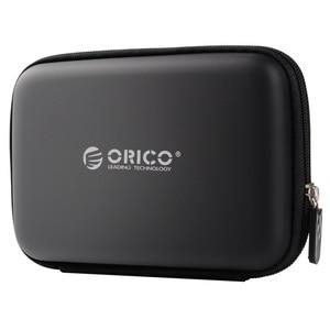 "Image 3 - ORICO 2.5 ""HDD 케이스는 Seagate 용 가방 상자를 보호합니다. Samsung WD 하드 드라이브 보조베터리 USB 케이블 충전기 외장형 하드 디스크 파우치 케이스"