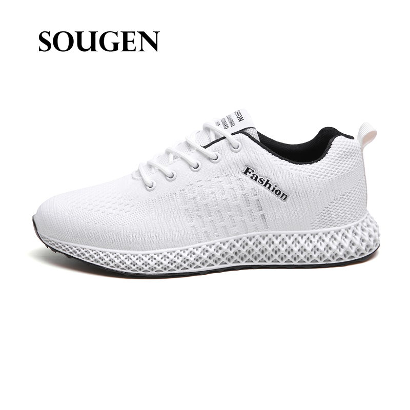 Male Shoes Adult Ons Men Human Race First Layer Winter Sneakers for Men Fashion 2019 Mens Canvas Shoes Sneakers Platform 46