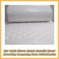 Car Styling 250 100cm 10mm Thick Heat Killer Noise Deadener Muffler Shield Mat Sound Insulation For
