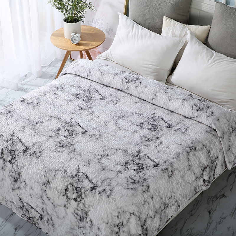 Luxury Summer Quilt Bedspread Home Textiles Blanket Throw Comforter Cover Duvet Quilt Bed Cover 20 colors available #sw