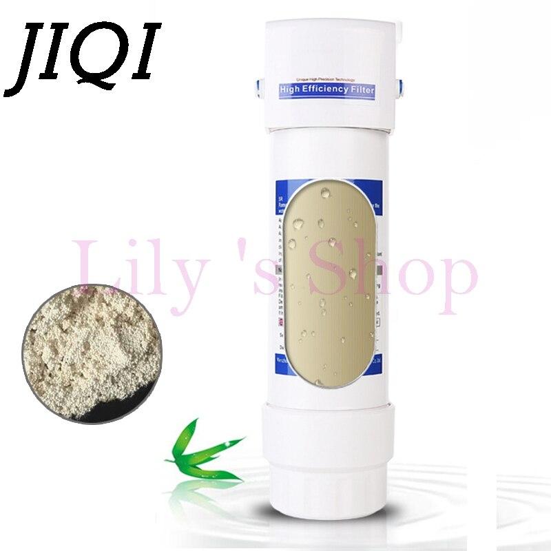 Shower direct drink Filters Softener <font><b>hard</b></font> water purifiers mini Soft water machine kitchen remove Scale Water alkali equipment
