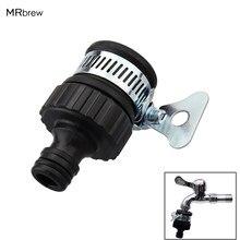 Adaptateur robinet d'eau universel Durable, raccord en plastique, tuyau d'arrosage, kit de jardin, 13 à 24mm