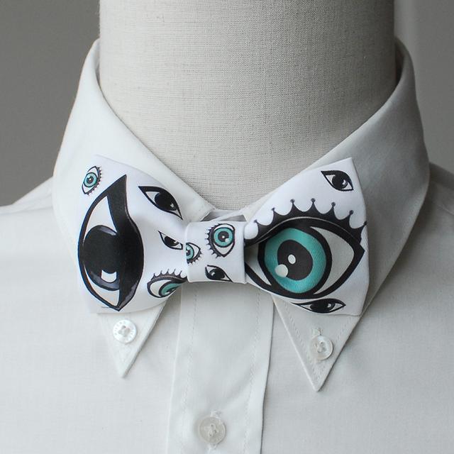 Novo Frete Grátis dos homens casual masculino mna Handmade moda Oriental olho série gravata borboleta casamento FESTA da moda da Europa Ocidental