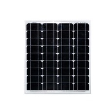 solar panel 50w 12v cargador solapannelli solari charger monocrystalline solar cell portable solar panels for camping china
