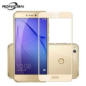 Image 1 - Honor 8 Lite szkło do Huawei P8 lite 2017 szkło hartowane Honor 8 folia ochronna na ekran lite folia na cały telefon do Huawei P9 lite 2017