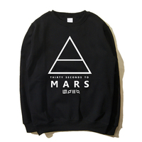 30 Seconds To Mars Special Hoodie And Sweatshirts Men Women 2017 Spring Autumn New Fashion Funny
