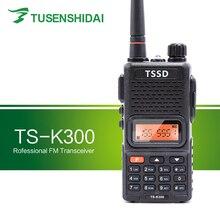 新到着最大 5 ワット VHF 136 174 ポータブルアマチュア無線トランシーバ TS K300