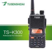 Transceptor portátil 136 do rádio do presunto do máximo 5 w vhf 174 TS K300 da chegada nova