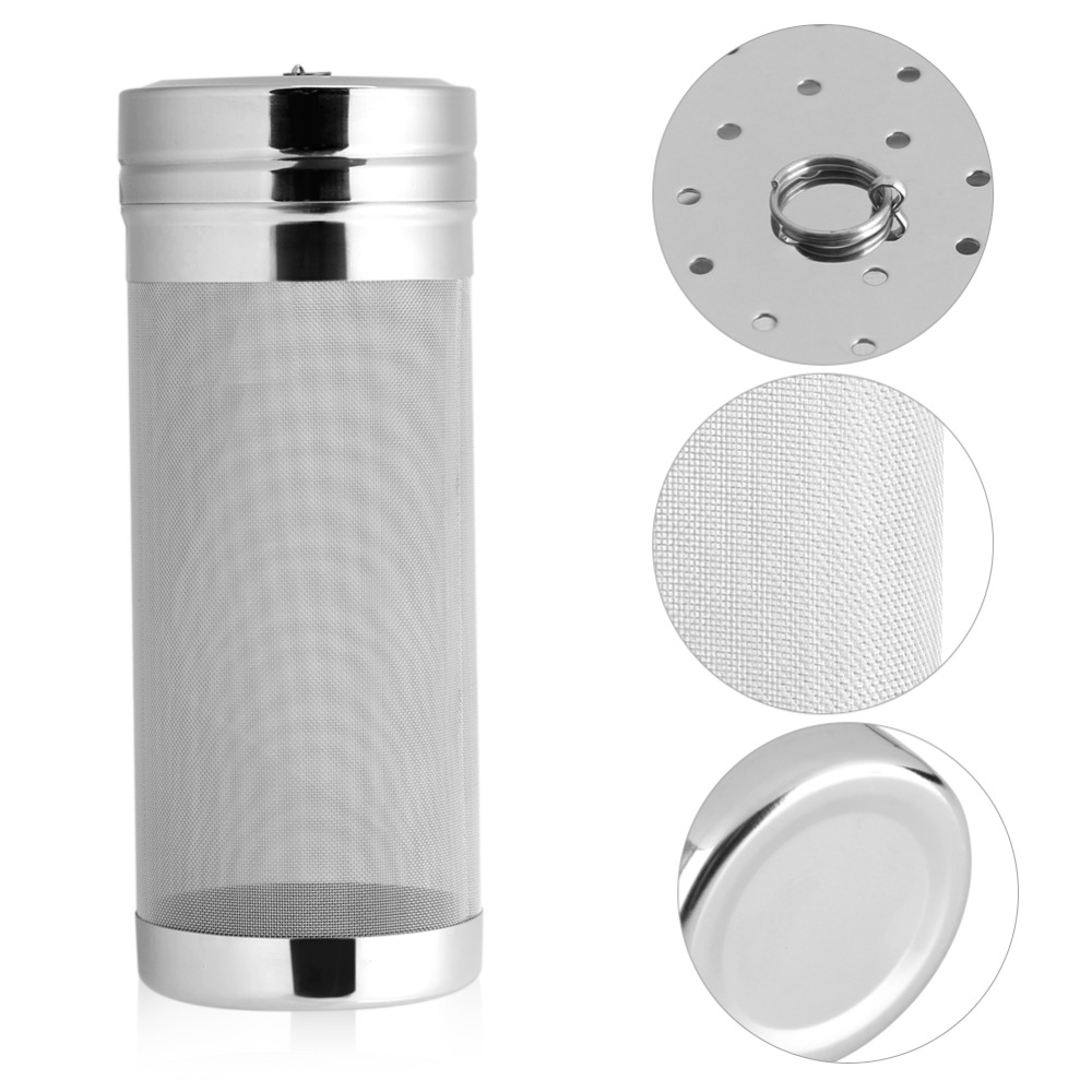 300 Micron Stainless Steel Hop Spider Mesh Beer Filter 11