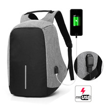 Anti theft Laptop Backpack Mochila Antirrobo Men Multifunction Travel Bag Wholesale