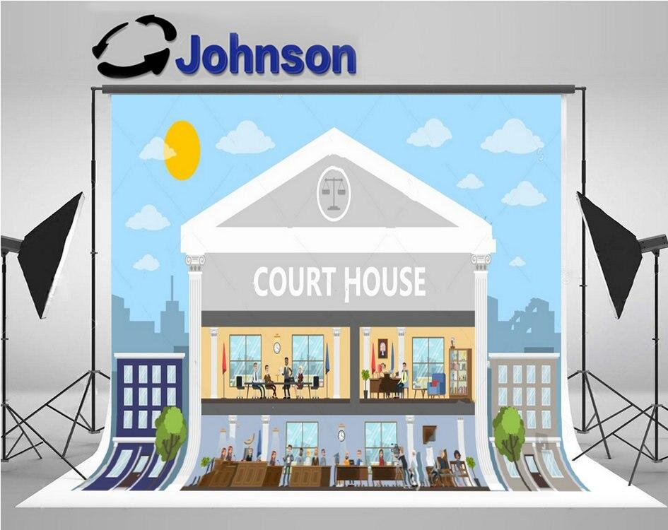 783faebd Здание суда зале суда Courthouse офисов пробный солнце фон Компьютер печати  Дети фон