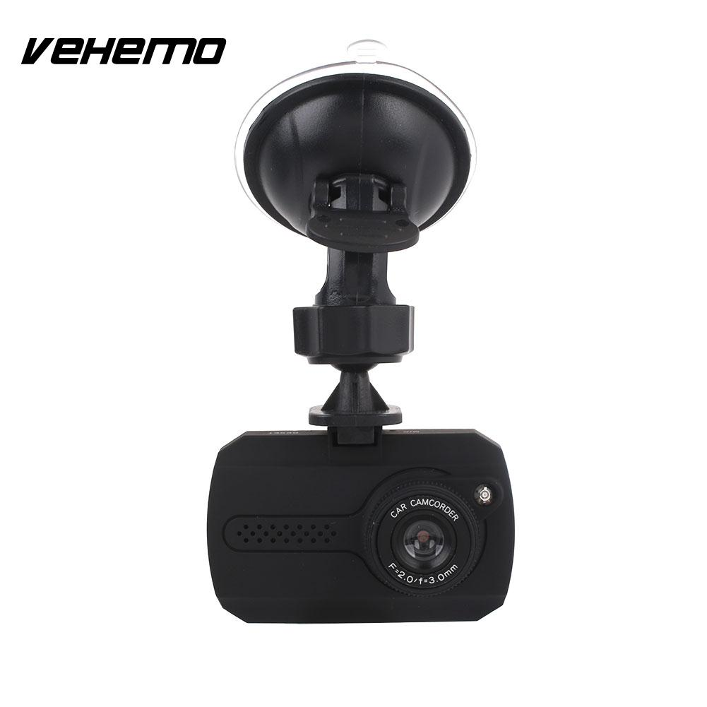 VEHEMO HD1080P 1.5 Inch Loop Recording Night Vision Car DVR Driving Recorder Car Camera Dash Cam Motion Detection