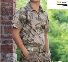 us army military uniform for men short sleeve short-sleeved suits live field combat uniform shirt and shorts