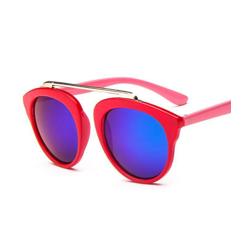 Child cool Summer kids sunglasses Girl Sport UV Protection Baby sunglasses for summer beach sunglasses Summer Outdoor sunglasses