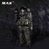 For Collection 78004 1/6 Scale KSK ( KOMMANDO SPEZIALKRAFTE ) LRRP(FERNSPAHER) Action Figure Collection Model Toys Full Set