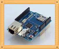 Free Shipping Ethernet W5100 Network Expansion Board Support MEGA